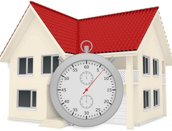 Diminuiscono, seppur di poco, i giorni che servono per vendere la propria casa