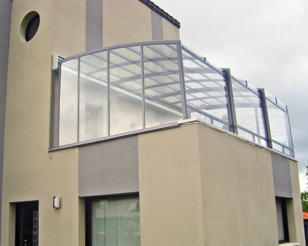 Coperture terrazzi - Barriere antirumore per terrazzi ...