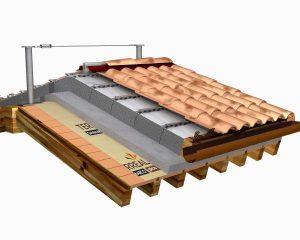 I vantaggi delle coperture Terreal per l'isolamento termico e il Superbonus