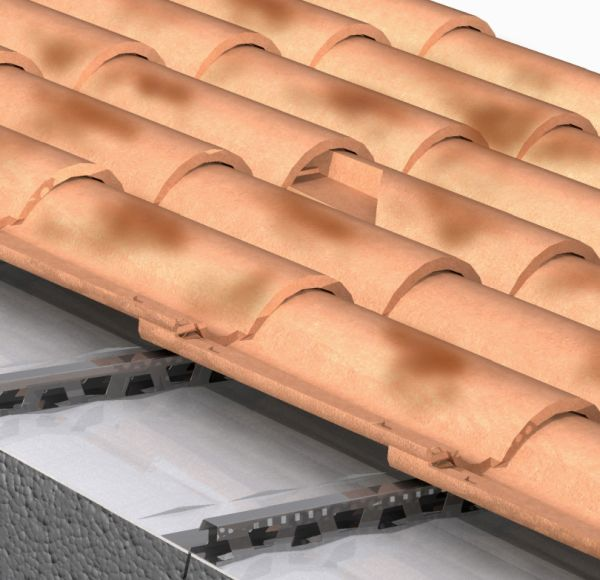 I vantaggi delle coperture in cotto Terreal per l'isolamento termico e il superbonus
