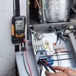 Multimetro digitale testo 760-2 con misurazione del TRMS