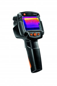 TESTO 865: TERMOCAMERA CON TECNOLOGIA SUPER RESOLUTION