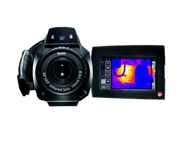 Termocamera ideale per la termografia degli edifici
