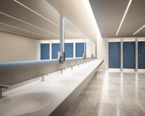 Teuco firma tutti i lavabi dell'EXPO