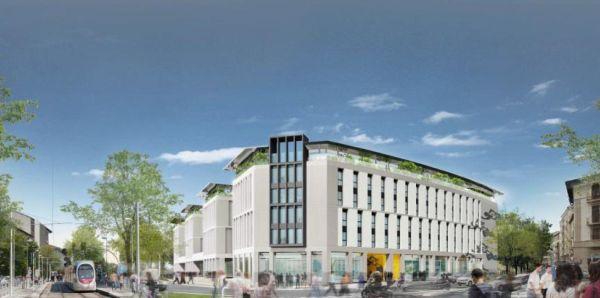 The Student Hotel a Belfiore, edificio ad uso misto, nuovo riferimento per la città