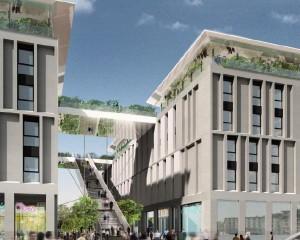 The Student Hotel, edificio ad uso misto, nuovo riferimento per la città