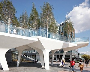 Un parco urbano per Londra: inaugurato il primo tratto di The Tide