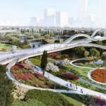 The Weaves: il nuovo lungomare di Seoul fra percorsi naturali e spazi pubblici