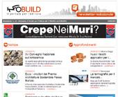 Newsletter n. 34 – Infobuild, il Portale per l'Edilizia