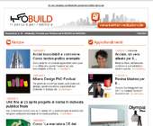 Newsletter n. 20 – Infobuild, il Portale per l'Edilizia