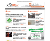 Newsletter n. 21 – Infobuild, il Portale per l'Edilizia