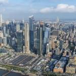 Impianti THYSSENKRUPP per la mobilità passeggeri dell'Hudson Yards