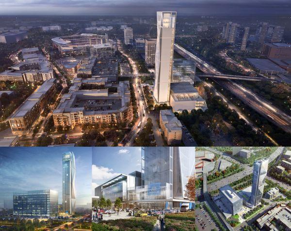 Ad Atlanta thyssenkrupp Elevator realizza la torre di collaudo ascensori più alta d'America