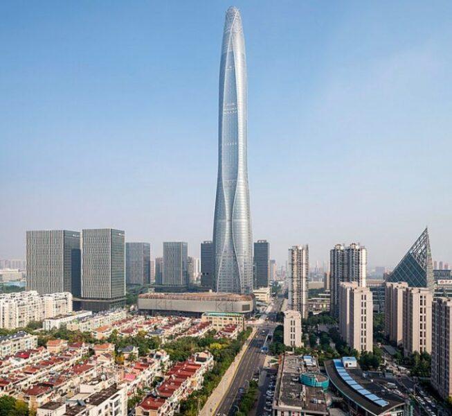 Tianjin CTF Finance Centre, Tianjin
