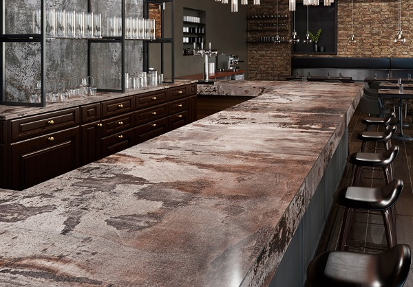 Superficie Dekton Industrial