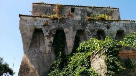 L'Associazione Sirio Cultura e Turismo si occuperà del recupero della Torre Angellara di Salerno
