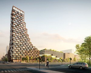 La torre di Copenhagen, circolare e sostenibile