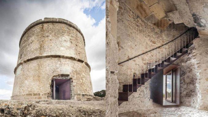 La torre des Pi de Català a Formentera
