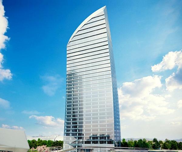 La Torre Libeskind ad alta sostenibilità ambientale