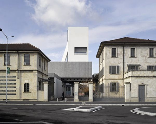 Il 20 aprile sarà inaugurata a Milano la Torre Fondazione Prada