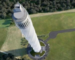 Torre Rottweil, il luogo di osservazione più alto della Germania