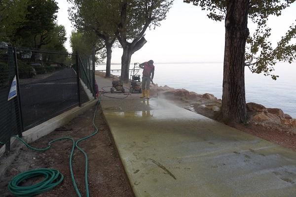 tratto-ciclabile-lavori-brandolino-Garda
