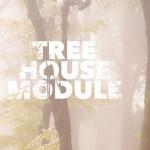 Una casa sull'albero nel bosco di un castello della Loira