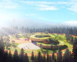 Tree-House School: la scuola sostenibile e modulare per l'era post Covid