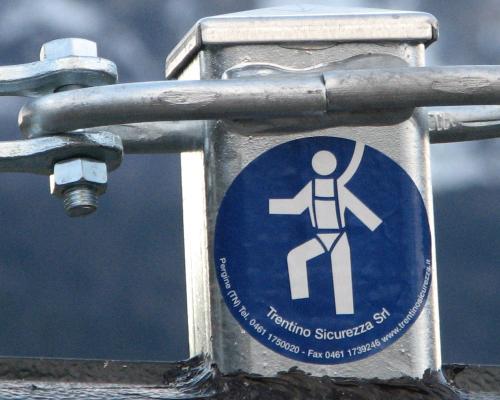 La sicurezza nei lavori in quota