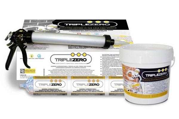 Emulsione Triplezero
