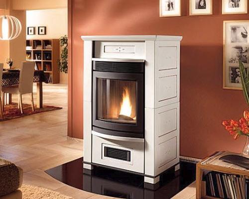 riscaldare gli ambienti con la stufa a pellet comfort