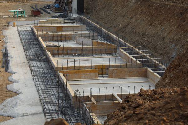 L'umidità da costruzione