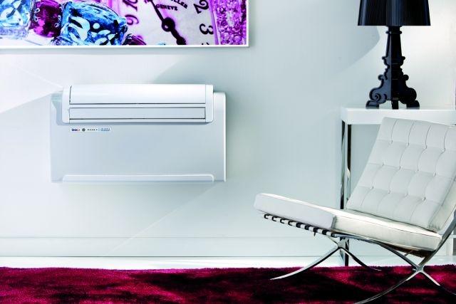 Unico di Olimpia Splendid è il climatizzatore senza unità esterna