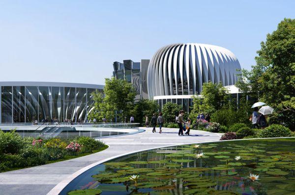 Unicorn island, hub tecnologico e sostenibile