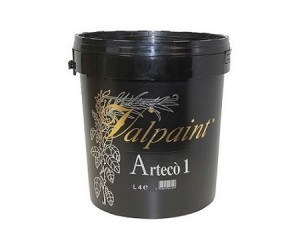 ARTECO' 1 – PITTURA ALL'ACQUA A BASE CALCE