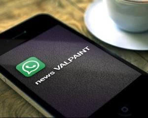 Valpaint apre il suo canale WhatsApp