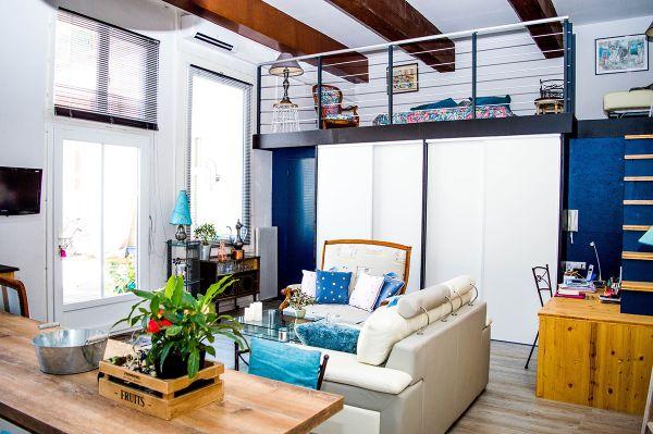 I vantaggi di un soppalco: si crea una stanza in più