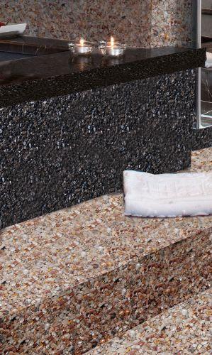 Decorstone, superficie continua resistente allo scivolamento
