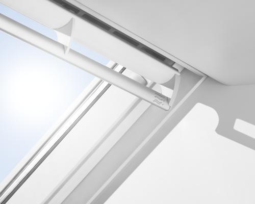 Velux nuova generazione di finestre per tetti for Libreria velux