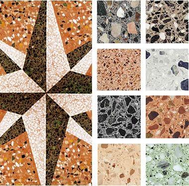 I pavimenti alla veneziana di Permac sono unici per stile ed eleganza, oltre che per elevate proprietà di durezza ed elasticità