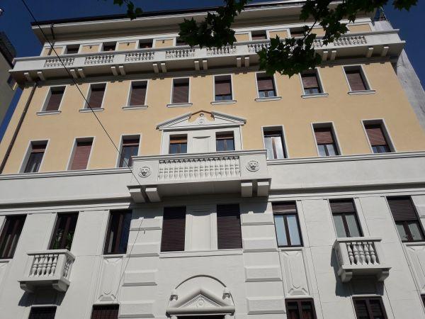 Intervento di riqualificazione efficiente di Teicos nel condominio di viale Murillo a Milano