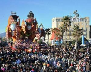 Mercato immobili nelle città del Carnevale 1