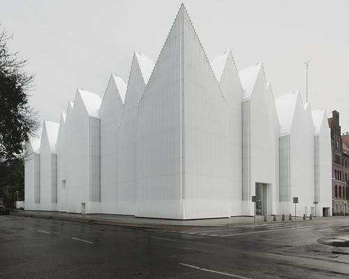 Filarmonica a Szczecin (Polonia). Barozzi-Veiga - Alberto Veiga, Fabrizio Barozzi