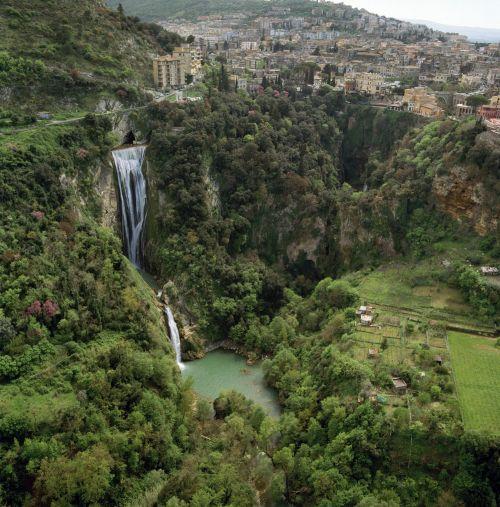 Parco Villa Gregoriana finalista concorso il Parco Più Bello 2019