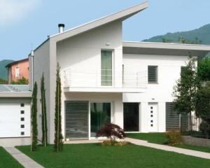 Villa unifamiliare sostenibile