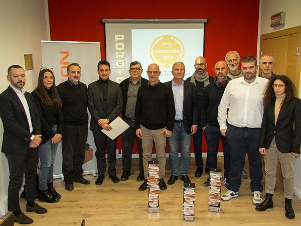 Vincitori del premio Poroton 2019