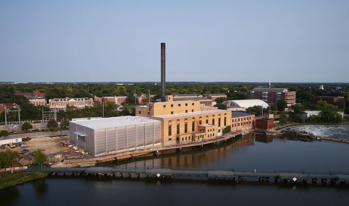 Beloit College, nel Wisconsin: da centrale a carbone a college sostenibile
