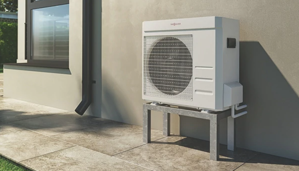 Pompa di calore aria acqua Vitocal 100-A