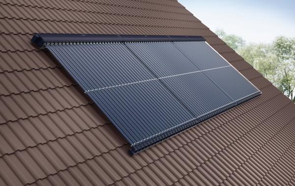 Pannello solare termico sottovuoto Vitosol 300-TM