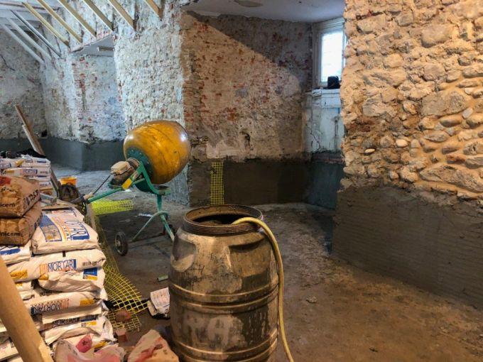 Impermeabilizzazione Volteco per l'albergo Pietrasanta (LU) di pregio storico